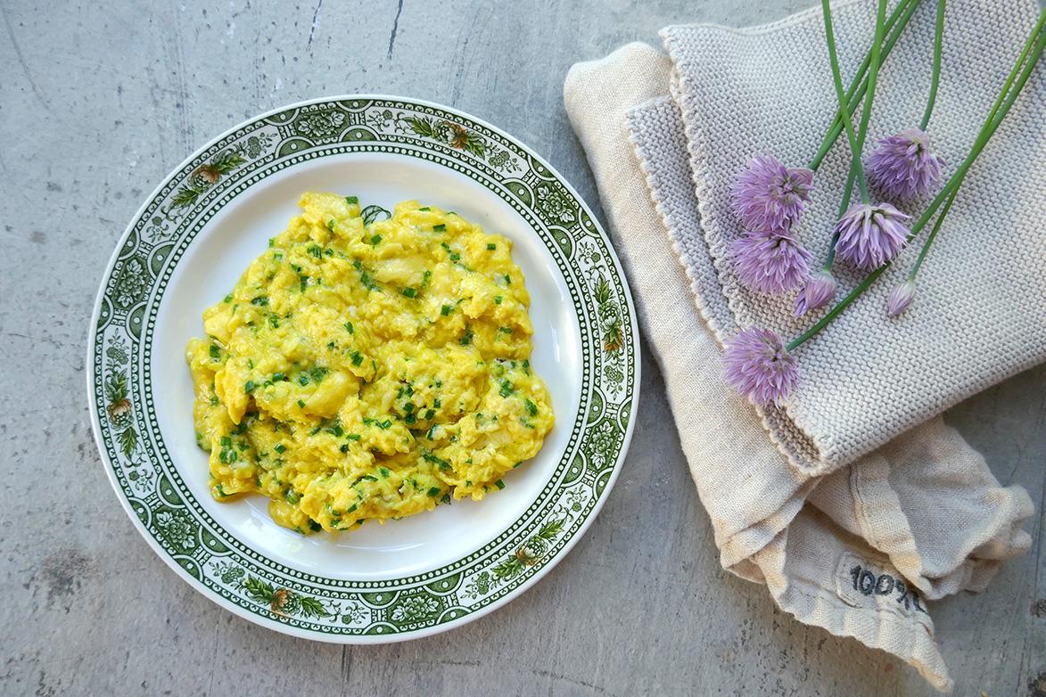 Eggerøre - en luksusvariant